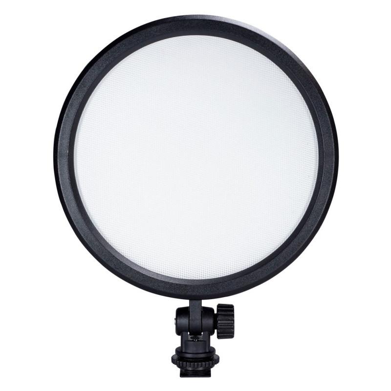 BIG video light LED 120VCR 16cm (423314)