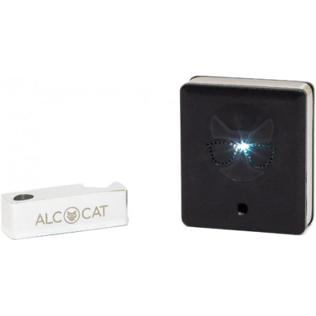 AlcoCat Pocket alkometrs