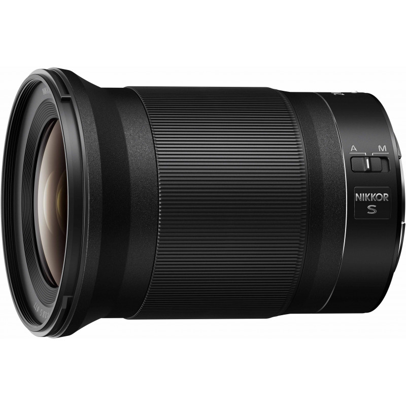 Nikon Nikkor Z 20mm f/1.8 S objektiiv