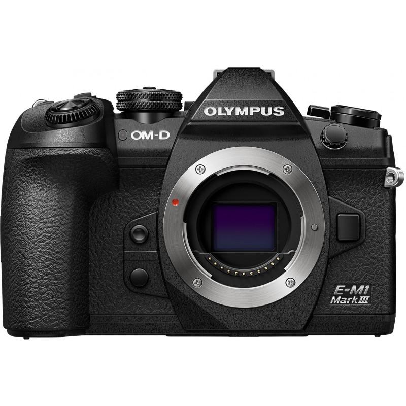 Olympus OM-D E-M1 III kere