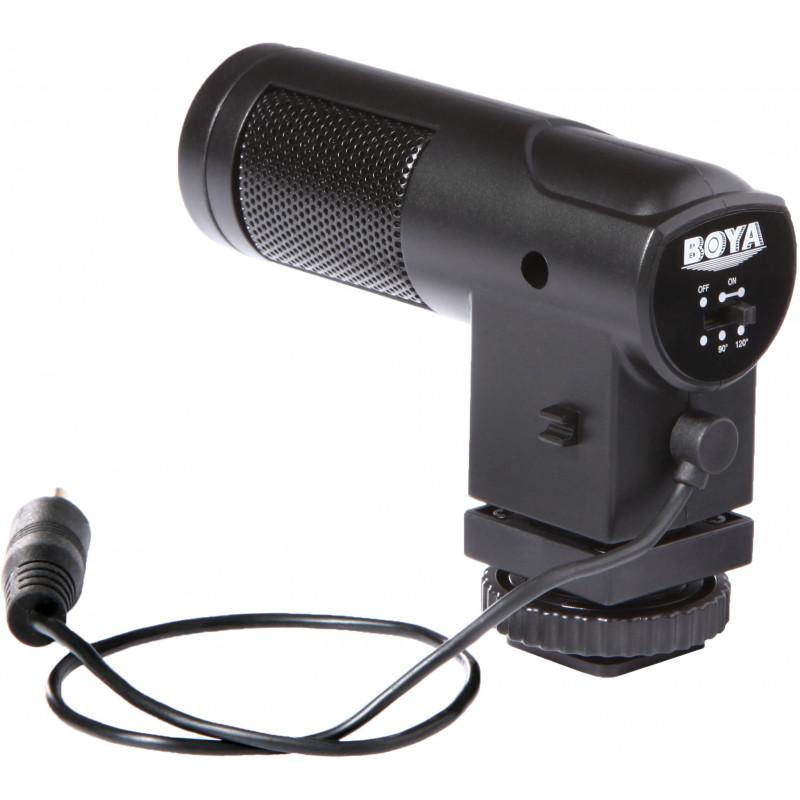 Boya microphone BY-V01 Stereo