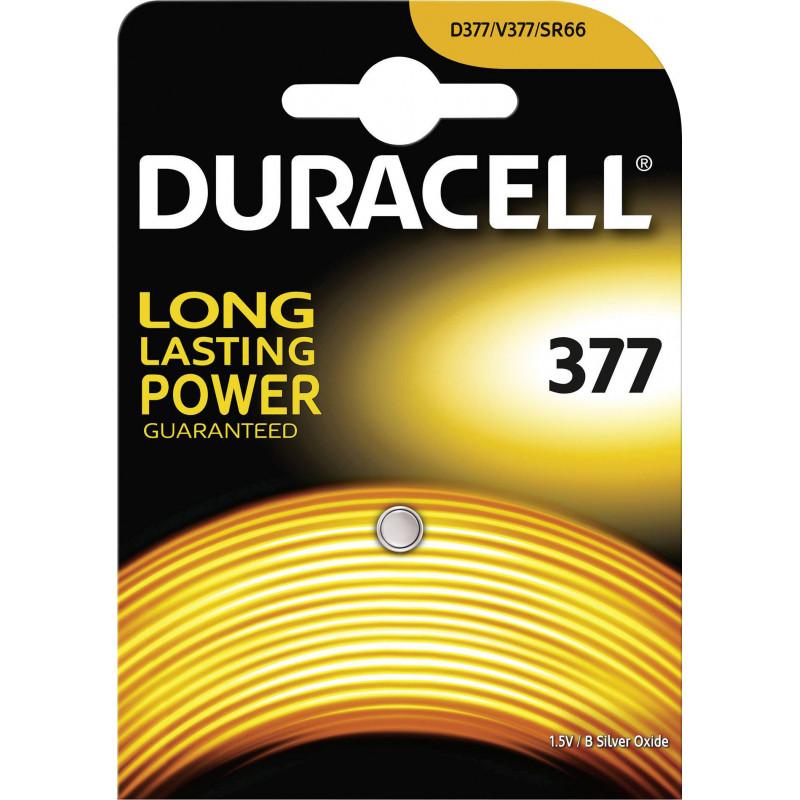 Duracell patarei D377/SR66 1.5V/1B