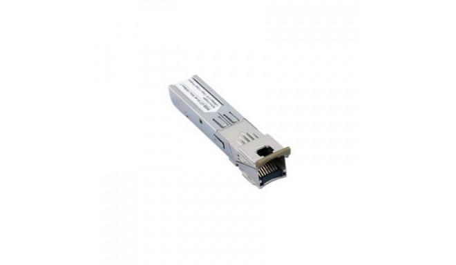 1-Port 1000Base-T Mini-GBIC Module