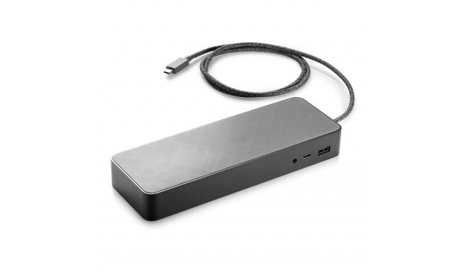 HP USB-C Universal Dock 90W w/ 4.5 mm and USB