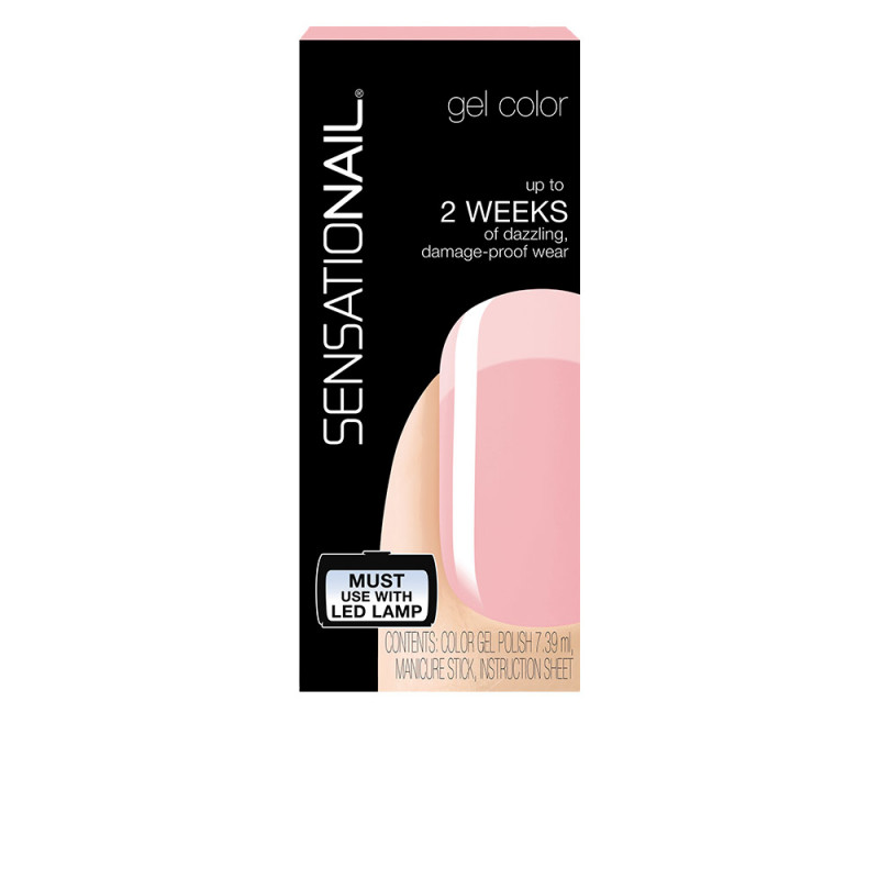 FING'RS SENSATIONAIL gel color #so rosy 7,39 ml