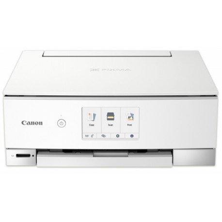 Canon inkjet printer PIXMA TS8351, white