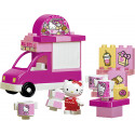 BIG PlayBIG Bloxx Hello Kitty ice cream truck
