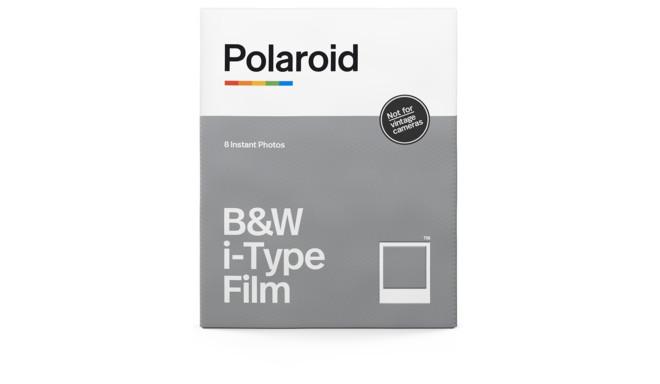 Polaroid i-Type B&W New