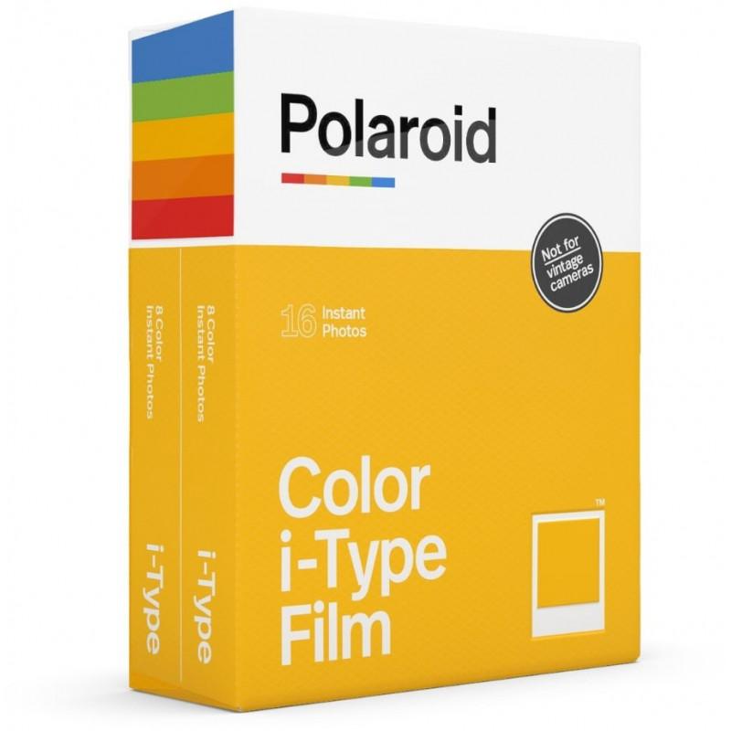 Polaroid i-Type Color New 2tk