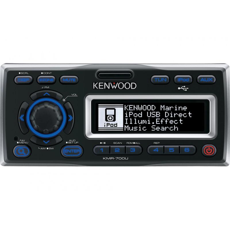 Kenwood automakk KMR-700U