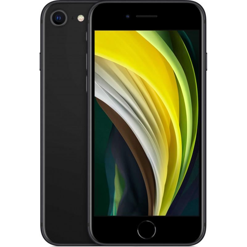Apple iPhone SE 128GB, black
