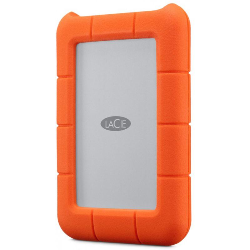 LaCie external HDD 4TB Rugged USB-C