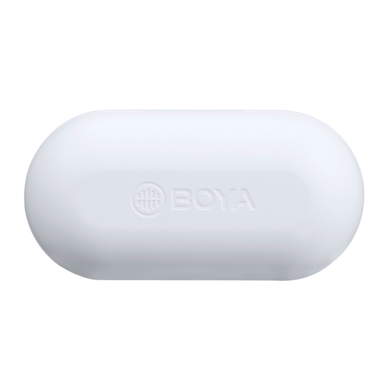 Boya wireless headset True Wireless BY-AP1, white