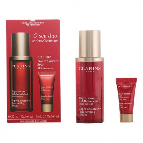 Clarins Supra Serum Lift Remodelant Multi Intensif 30 Ml Facial Serums Photopoint