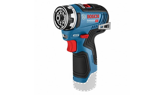 Bosch cordless drill GSR 12V-35 FC solo Professional, 12V(blue / black, without battery and charger
