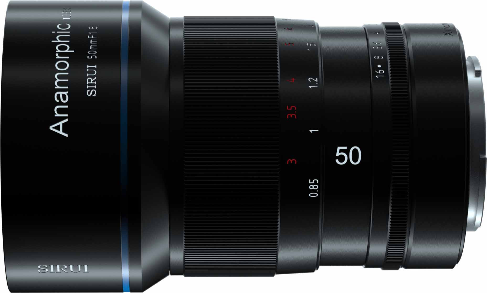 Sirui 50mm f/1.8 Anamorphic objektiiv Micro Four ..