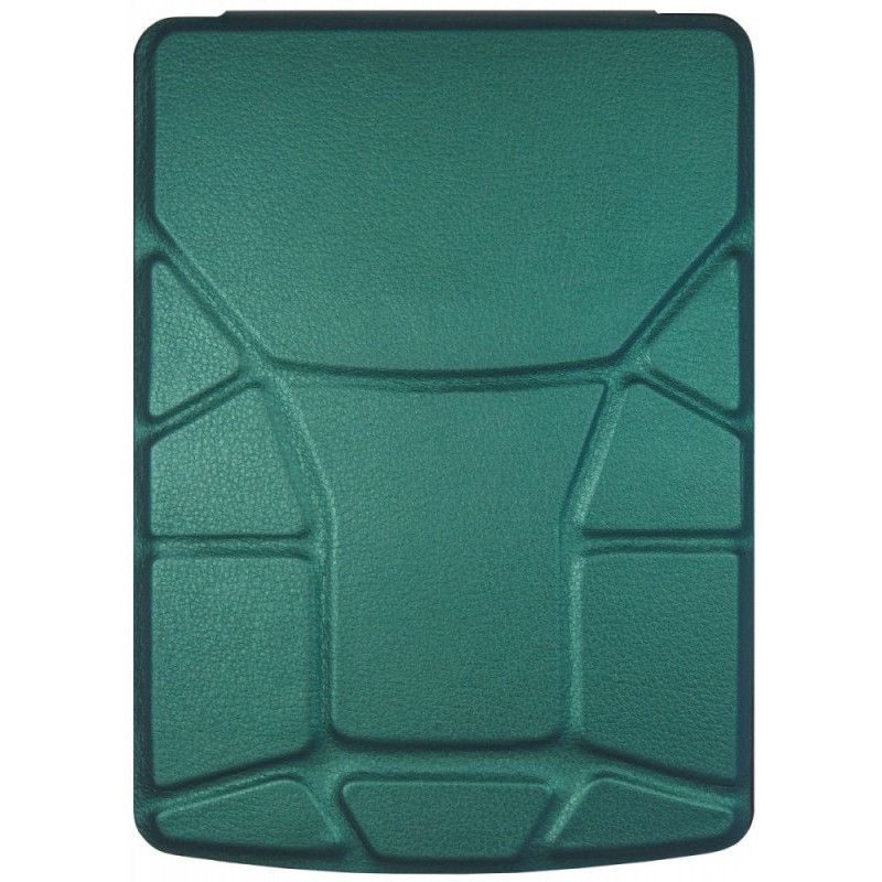 InkBOOK case Yoga Oxford, green-