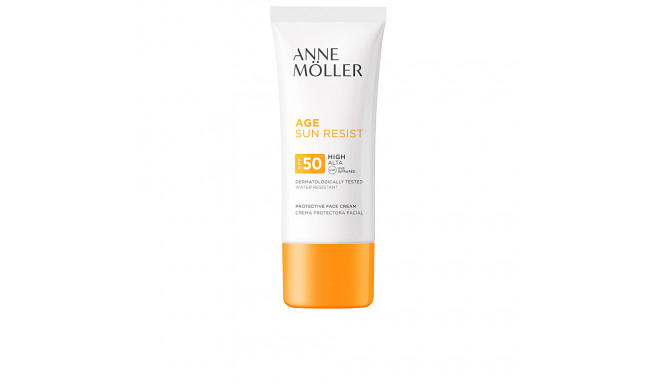 ANNE MÖLLER ÂGE SUN RESIST cream SPF50 50 ml