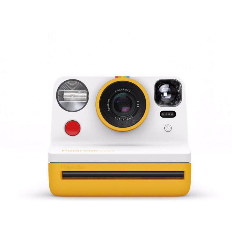 Polaroid Now, yellow