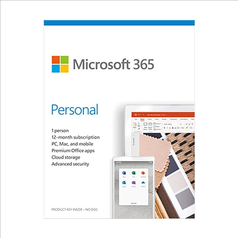 Microsoft 365 Personal 2020 (ENG)