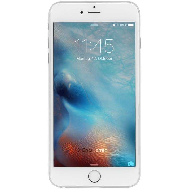 Apple Iphone 6s Plus 128gb Silver Mkue2zd A Smartphones Photopoint