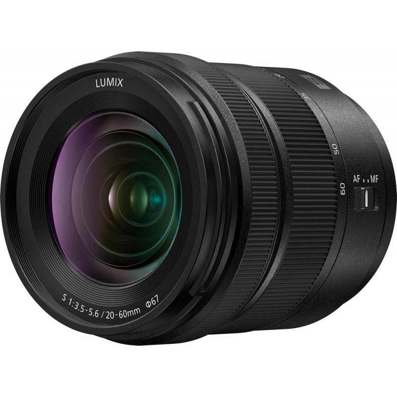 Panasonic Lumix S 20-60mm f/3.5-5.6 objektiiv