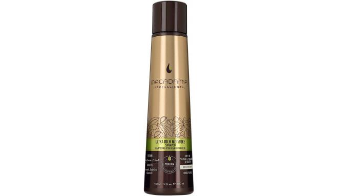 Macadamia shampoo Ultra Rich Moisture 300ml