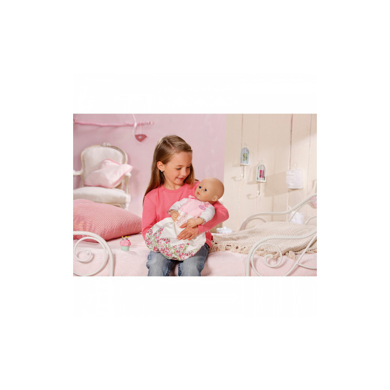 Baby Annabell® Deluxe Śpiworek i świecąca pozytywka - Doll ...