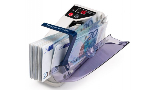 2000 BANKNOTE COUNTER POCKET-SIZE