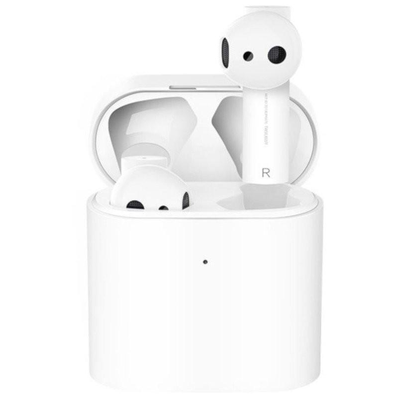 Xiaomi Mi беспроводные наушники + микрофон True Wireless 2, белые