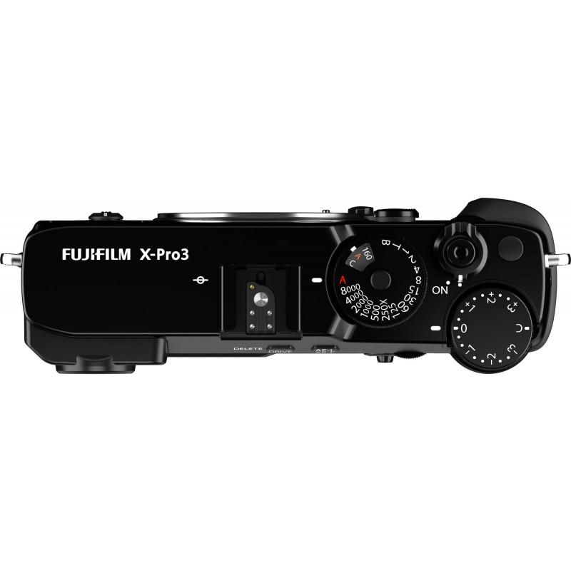 Fujifilm X-Pro3 + XF 23mm f/1.4, must