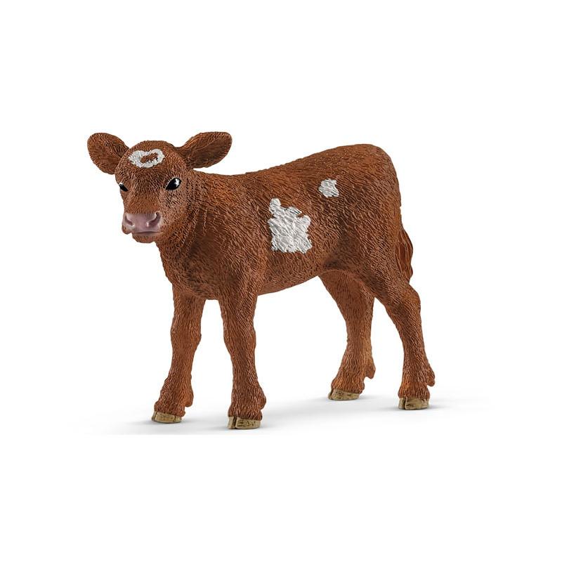 Schleich toy figure Texas Longhorn Calf