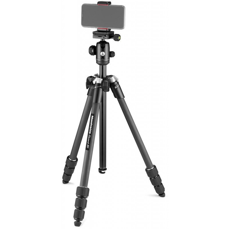 Manfrotto statiiv Element MII Mobile Carbon MKELMII4CFM-BH, must