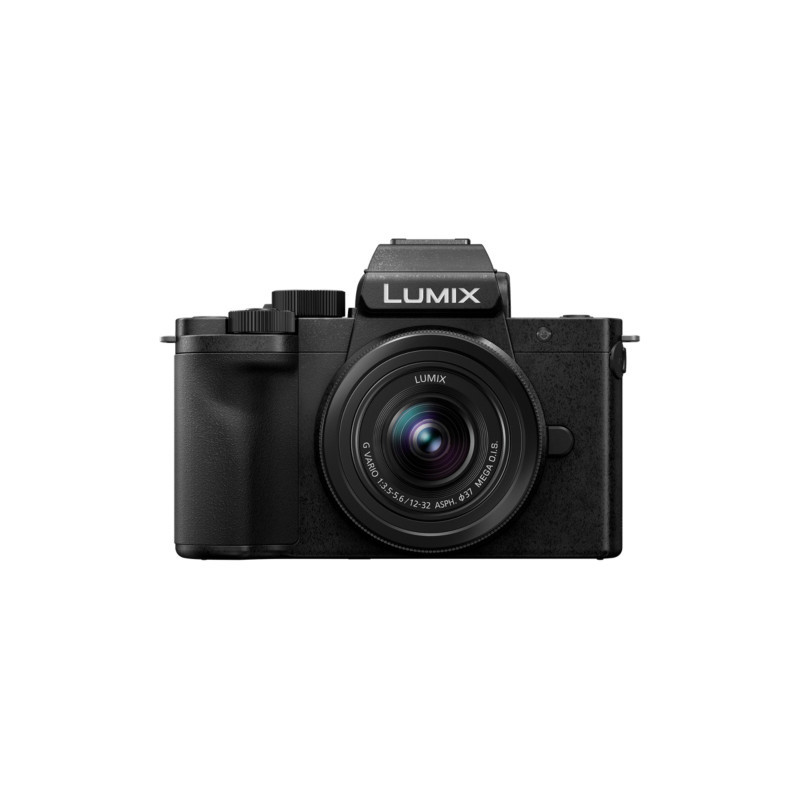 Panasonic Lumix DC-G100 + 12-32mm Kit
