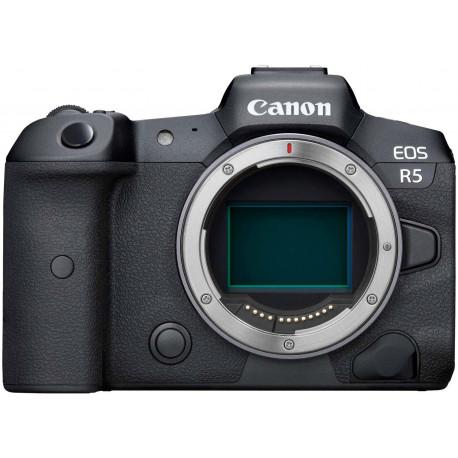 Canon EOS R5 kere - Hübriidkaamerad - Photopoint