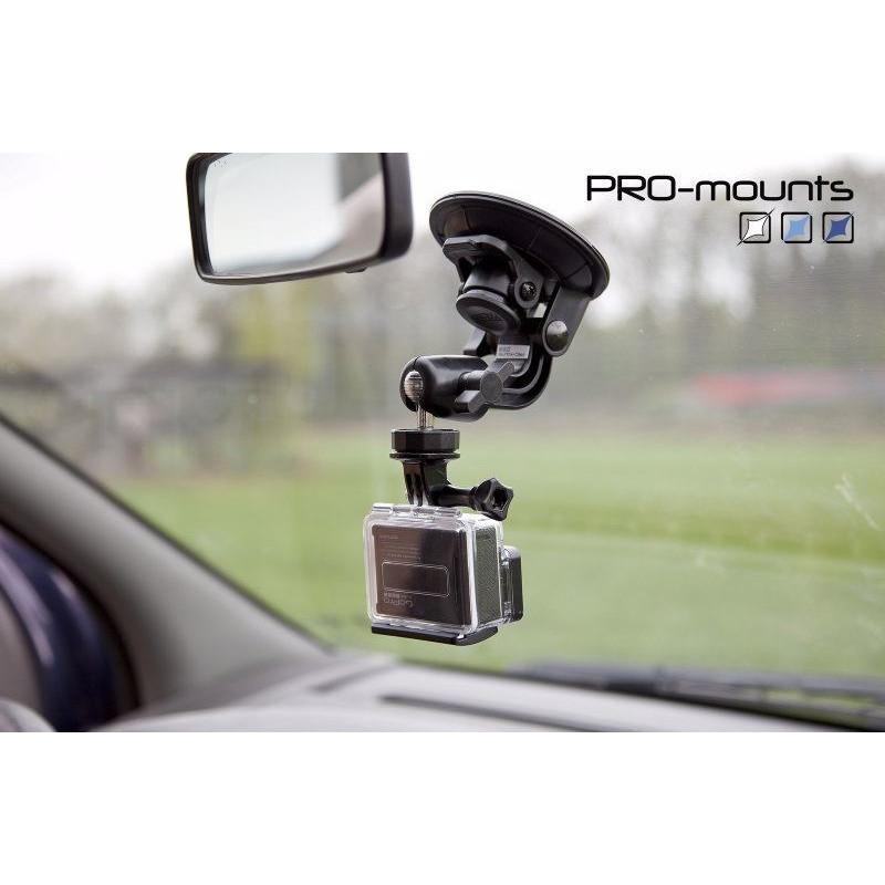 PRO-mounts iminappkinnitus SuctionCup Mount PM2013GP70