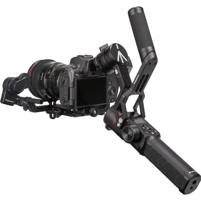 Manfrotto videostabilsiaator 220 Pro Kit MVG220FF