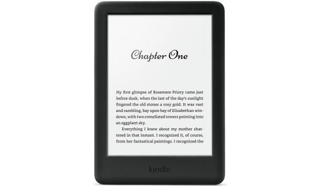 Amazon Kindle Touchscreen WiFi 2019 8GB, черный
