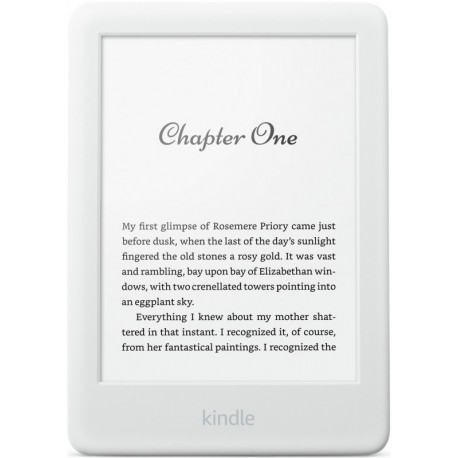 Amazon Kindle Touchscreen WiFi 2019 8GB, valge