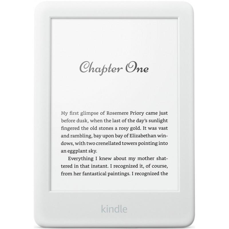 Amazon Kindle Touchscreen WiFi 2019 8GB, white