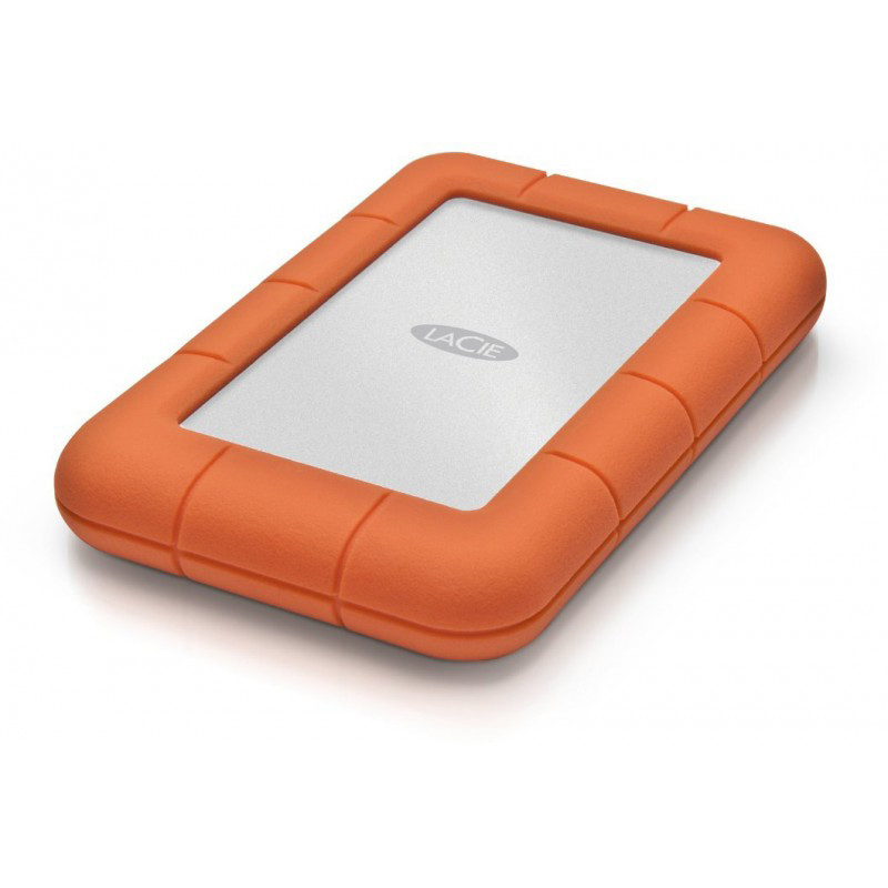 LaCie väline kõvaketas 2TB Rugged Mini 2,5