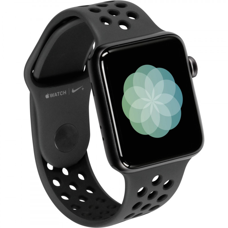 astronauta ensillar Viaje  Apple Watch Nike+ Series 3 GPS Cell 38mm Grey Alu Nike Band - Смарт часы -  Photopoint