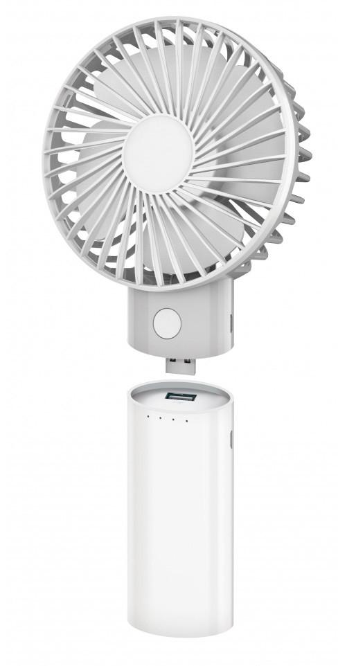 Platinet ventilaator akuga 4000 mAh (45237)