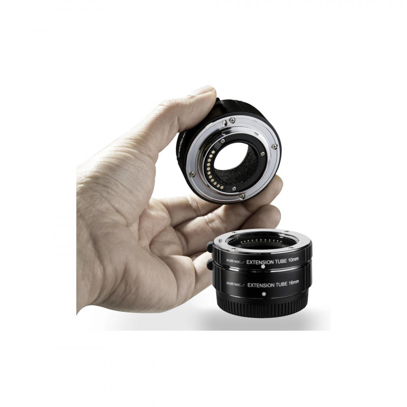walimex Extension Tube Set for Fuji X