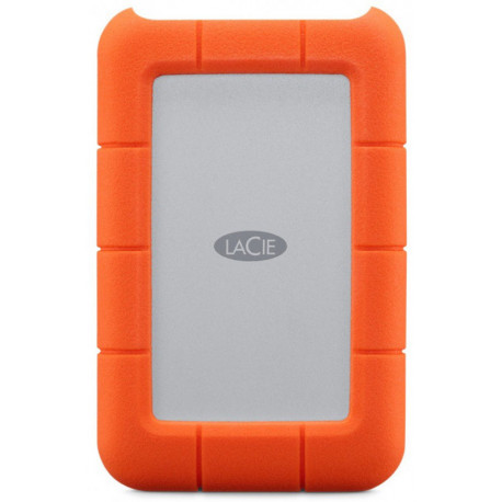 LaCie external HDD Rugged 2TB USB-C