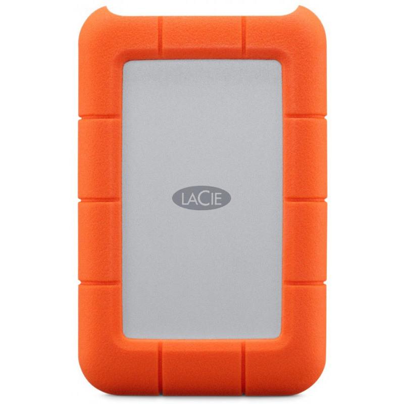 LaCie external HDD Rugged 2TB USB-C