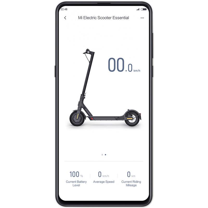 Xiaomi elektritõukeratas Mi Essential, must