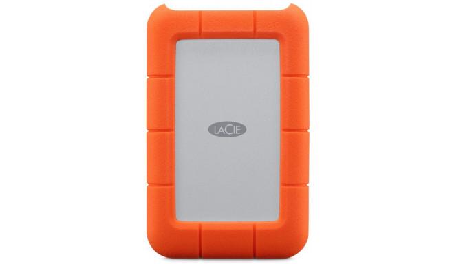 LaCie внешний жесткий диск HDD 5TB Rugged USB-C