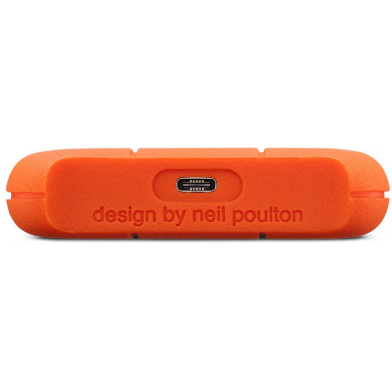 LaCie external HDD 5TB Rugged USB-C