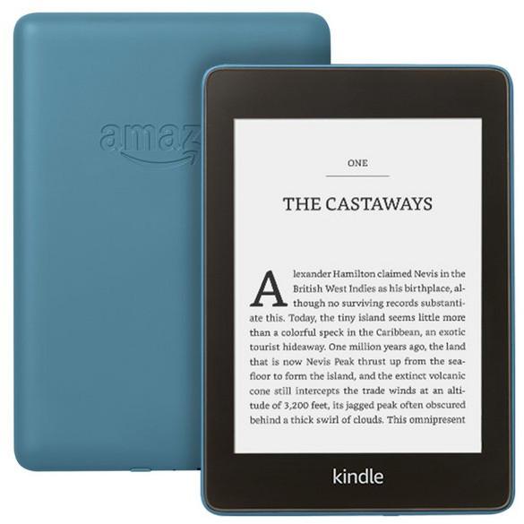 Amazon Kindle Paperwhite 2019 8GB WiFi, sinine